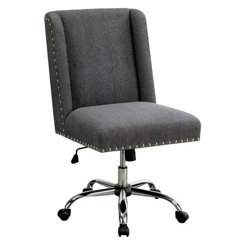 Wondrous Iohomes Barth Contemporary Office Chair Interior Design Ideas Clesiryabchikinfo