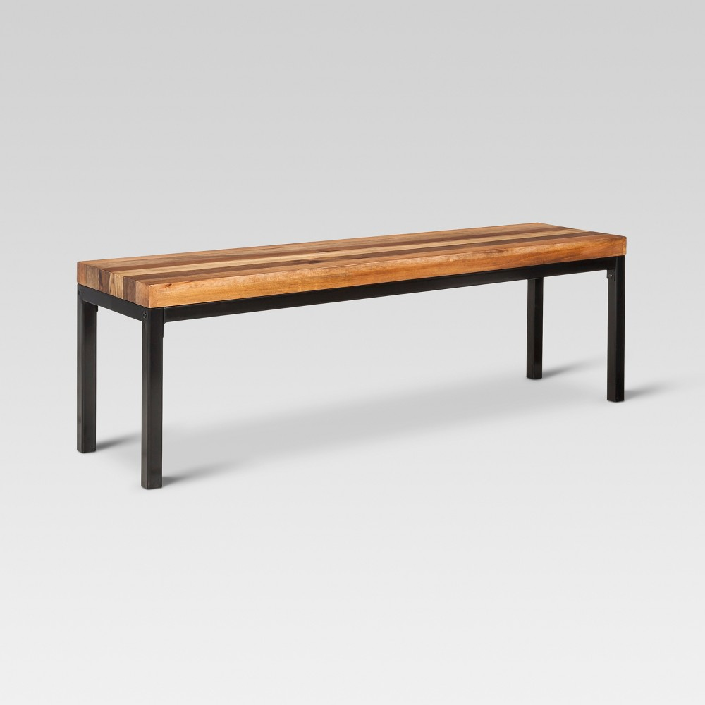 Hernwood 55 Dining Bench Brown - Threshold