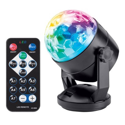 LED Party Projector Music Reactive Lights with Remote - West & Arrow