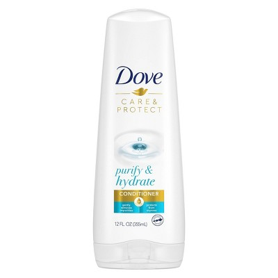 Dove Beauty Care & Protect Purify & Hydrate Moisturizing Conditioner - 12 fl oz