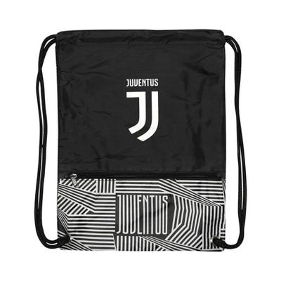 "FIFA Juventus Officially Licensed 18"" Drawstring Bag"