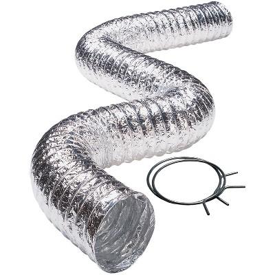 Deflect-O Deflecto Flxc0405 Aluminum Duct VENF0425