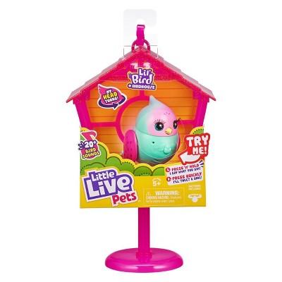 Little Live Pets Lil' Bird & Bird House - Pippa Peeps