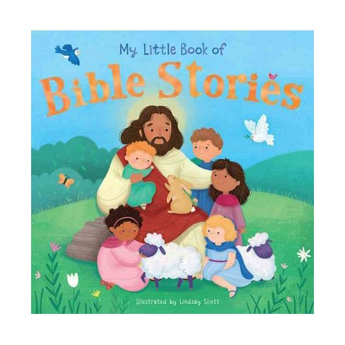 My Little Book of Bible Stories - (Paperback) - image 1 of 1