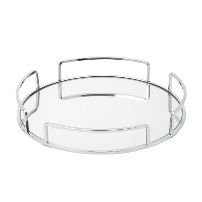 Bathroom Tray Chrome - Home Details