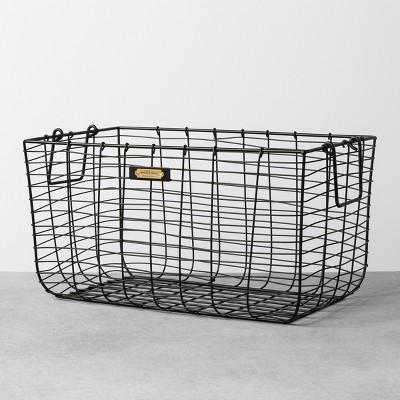 Exceptionnel Wire Storage Basket   Hearth U0026 Hand™ With Magnolia