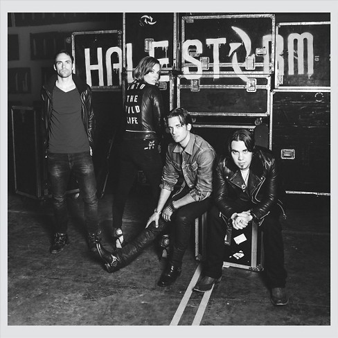 Halestorm - Into the wild life (CD) - image 1 of 1