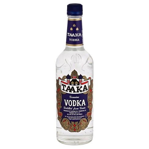 Taaka® Vodka - 750mL Bottle - image 1 of 1
