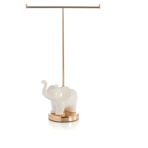 Small Elephant T-Stand - Shiraleah - image 1 of 1