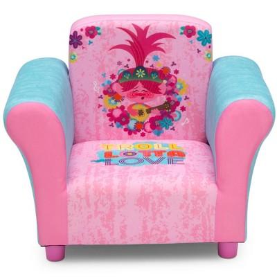 Trolls World Tour Upholstered Chair - Delta Children