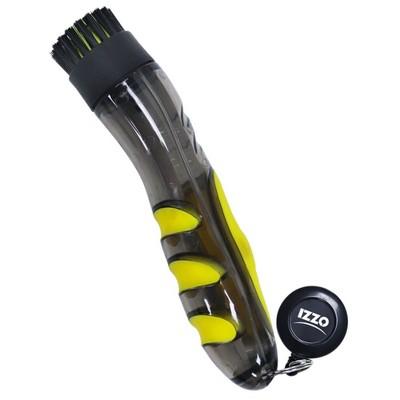Izzo Golf Aqua Club Brush