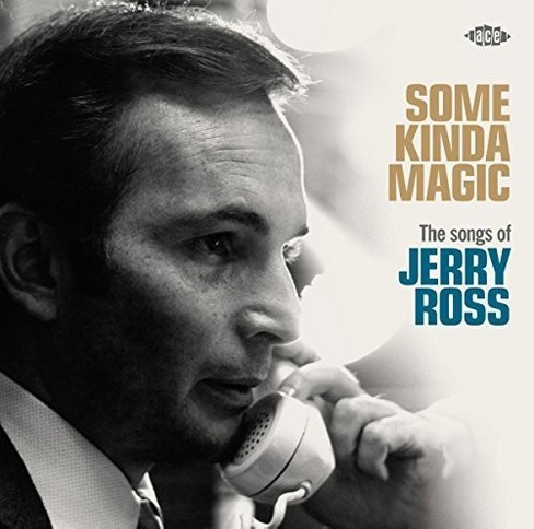 Various - Some kinda magic:Songs of jerry ross (CD) - image 1 of 1