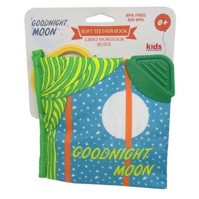 Goodnight Moon Soft Book Blue