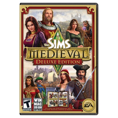The Sims Medieval: Deluxe Edition - PC Game (Digital) - image 1 of 3