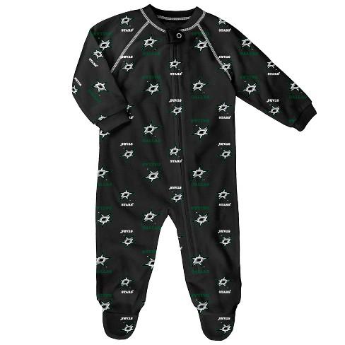 NHL Dallas Stars Newborn/ Infant Sleeper - image 1 of 1