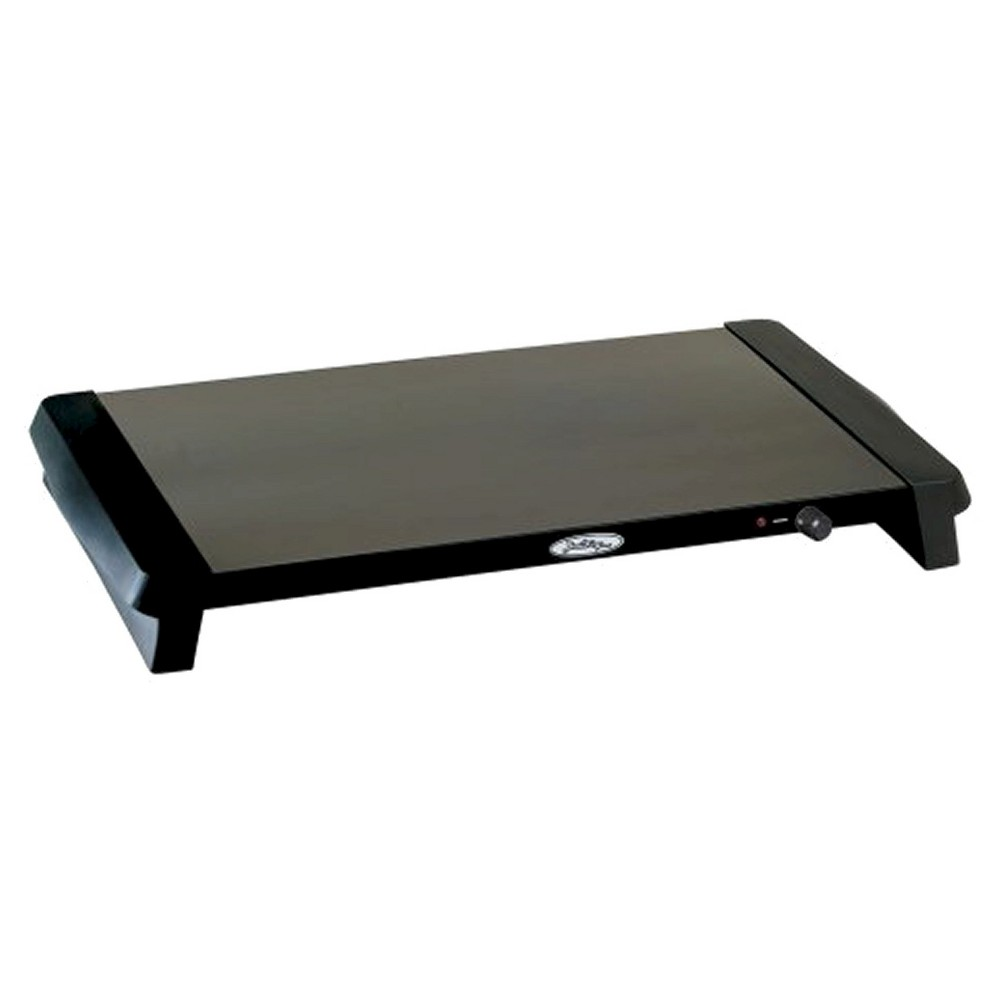 Image of BroilKing Pro Warming Tray - Black