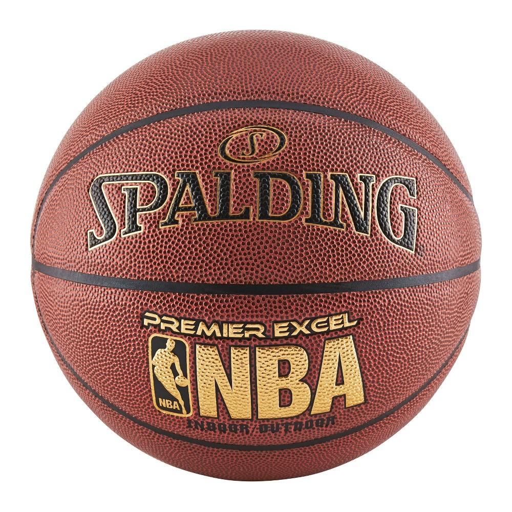 Spalding Premier Excel 29 5 Basketball
