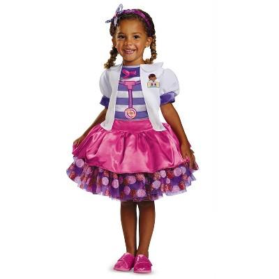 Doc McStuffins Doc McStuffins Tutu Deluxe Toddler/Child Costume