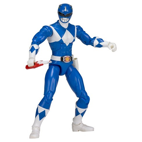 Power Rangers Legacy - Mighty Morphin Blue Ranger - image 1 of 3