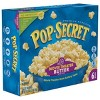 Pop Secret Movie Theater Butter Microwave Popcorn - 6ct - image 3 of 4