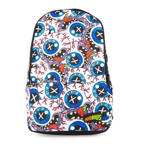 "Madballs 11.5"" Sublimation Backpack - image 1 of 4"