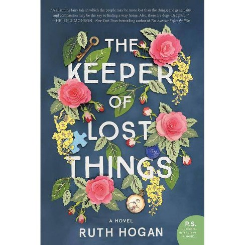 Image result for The Keeper of Lost Things by Ruth Hogan