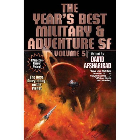 The Year's Best Military & Adventure Sf, Vol. 5 - (Year's Best Military & Adventure Science) (Paperback) - image 1 of 1
