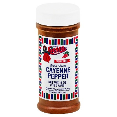 Fiesta Cayenne Pepper 4oz