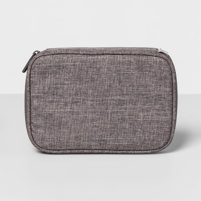 Accessory Organizer Heather Gray - Made By Design™