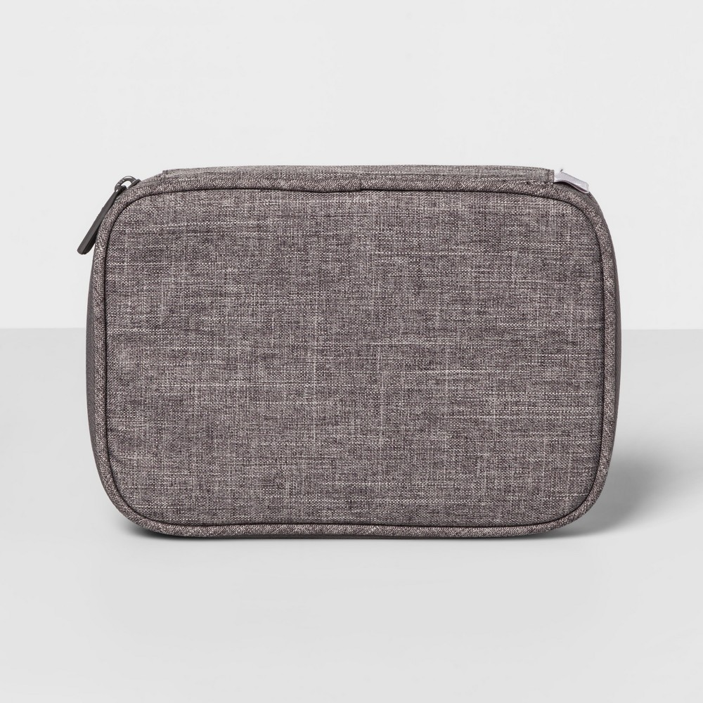 Image of Accessory Organizer Heather Gray - Made By Design