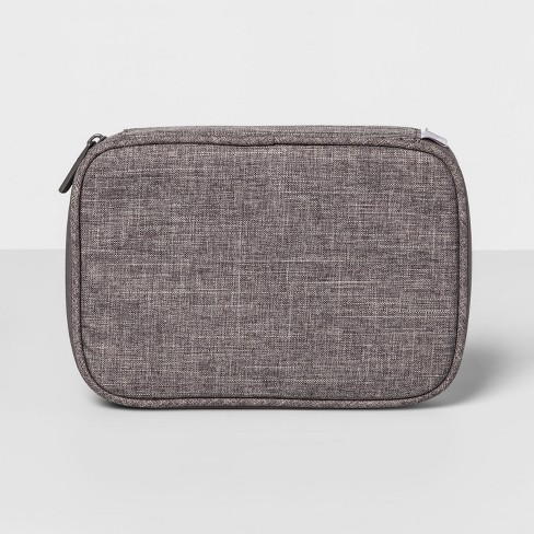 Accessory Organizer Heather Gray - Made By Design™ - image 1 of 3