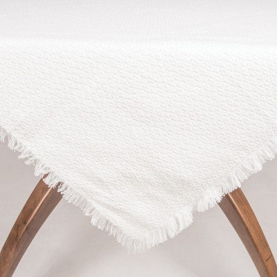 C&F Home Nora Snow Table Topper