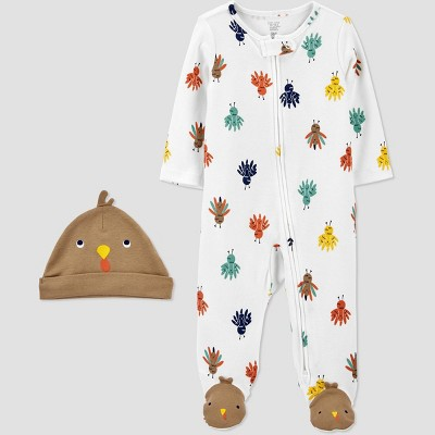Baby Thanksgiving Sleep N' Play - Just One You® made by carter's White 3M