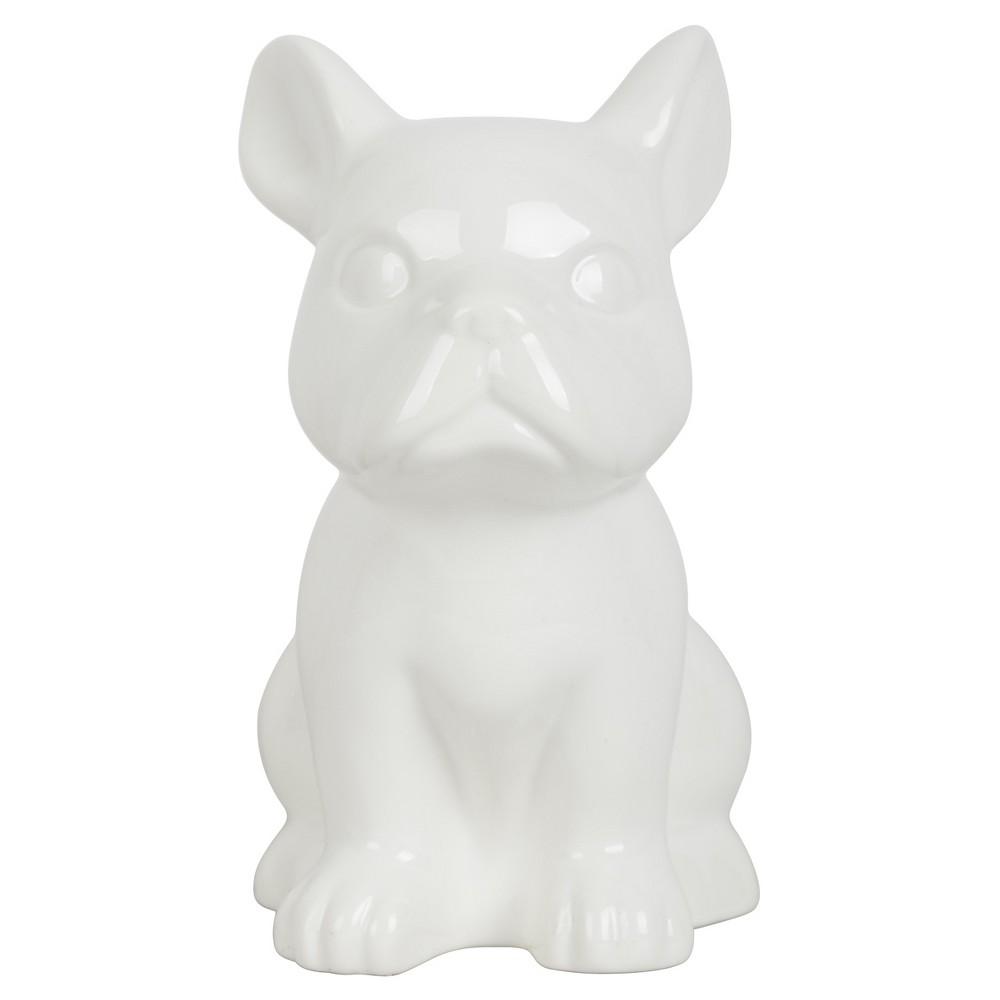Image of Bulldog Nightlight - Pillowfort , White