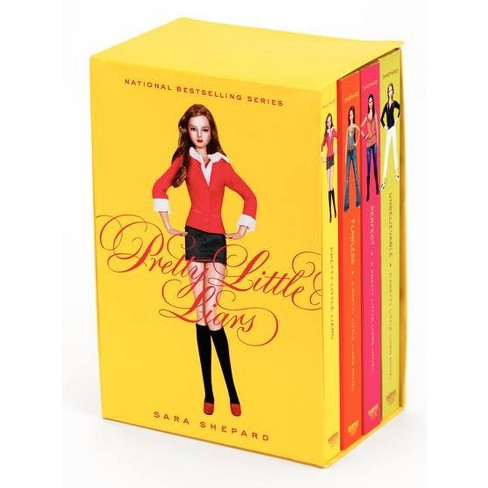 Pretty Little Liars 4-book Collection ( Pretty Little Liars) (Paperback) by Sara Shepard - image 1 of 1