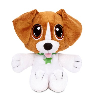 Little Tikes Rescue Tales Cuddly Pup Beagle Soft Plush Pet Toy