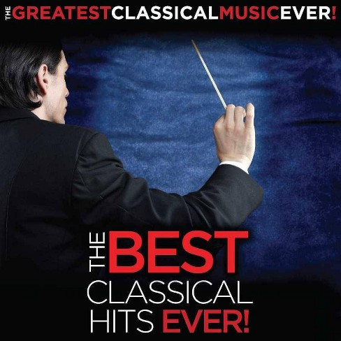 Various - Best Classical Hits Ever! (CD) - image 1 of 1