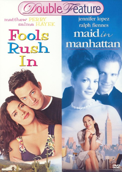 Maid in Manhattan/Fools Rush In (2 Discs) (dvd_video) - image 1 of 1