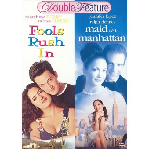 Maid in Manhattan/Fools Rush In (2 Discs) (dvd_video) - image 1 of 1