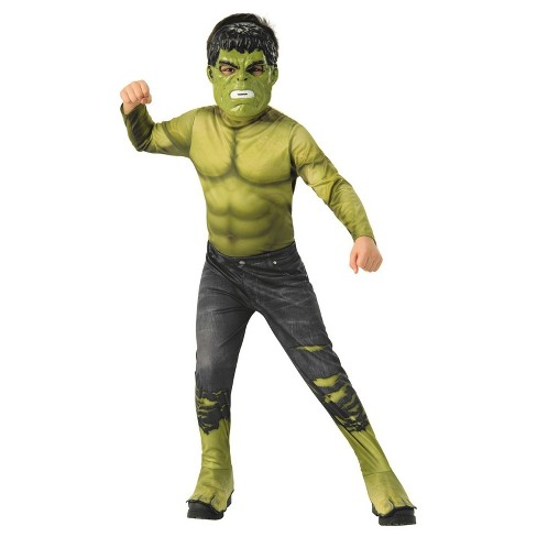 Boys' Marvel Avengers Infinity War Hulk Halloween Costume - image 1 of 1