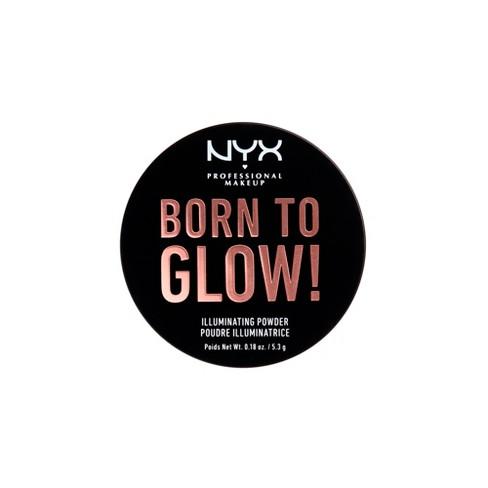 NYX Professional Makeup Born to Glow Illuminating Powder - 0.18oz - image 1 of 3