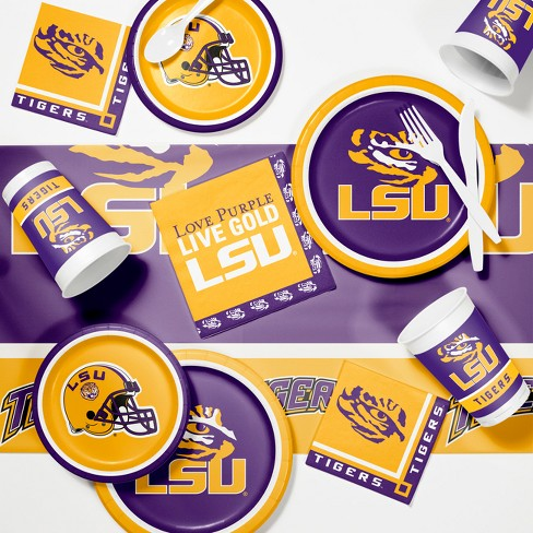 Creative Converting Louisiana State University Game Day Party