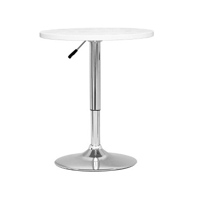 Pub Table White