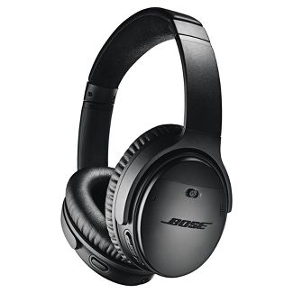 Bose QuietComfort 35 Wireless Headphones II (Android/iOS) - Black