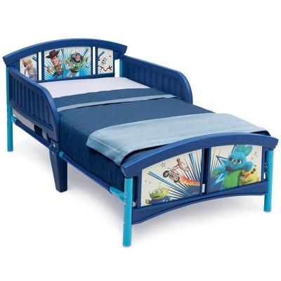 Toddler Disney Pixar Toy Story 4 Plastic Bed - Delta Children