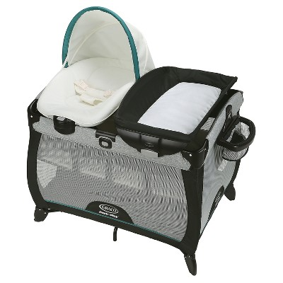 Graco® Quick Connect with Portable Napper Playard - Darcie
