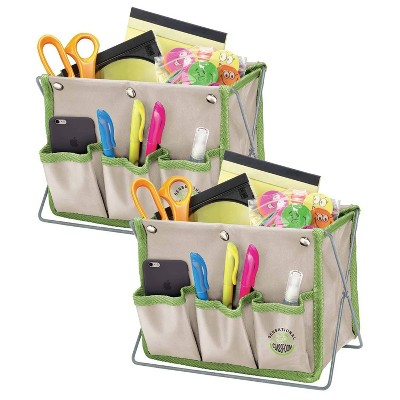 2pk 3-Pocket Desk Organizer - Sensational Classroom