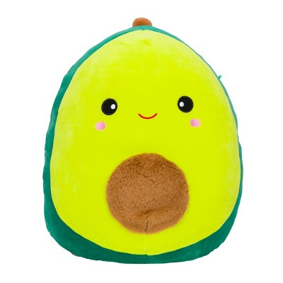 "Squishmallows Official Kellytoy Plush 16"" Austin the Avocado Ultrasoft Stuffed Animal Plush Toy"