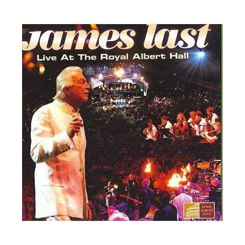 James Last - Live at The Royal Albert Hall (CD) - image 1 of 1
