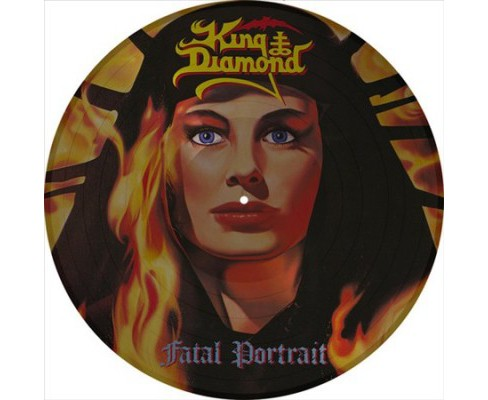 King Diamond - Fatal Portrait (Vinyl) - image 1 of 1